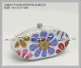 Swarovski Crystal Evening Bag