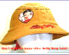 Betty Boop Fashion Hat - Beige