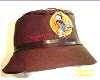 Betty Boop Fashion Hat - Brown