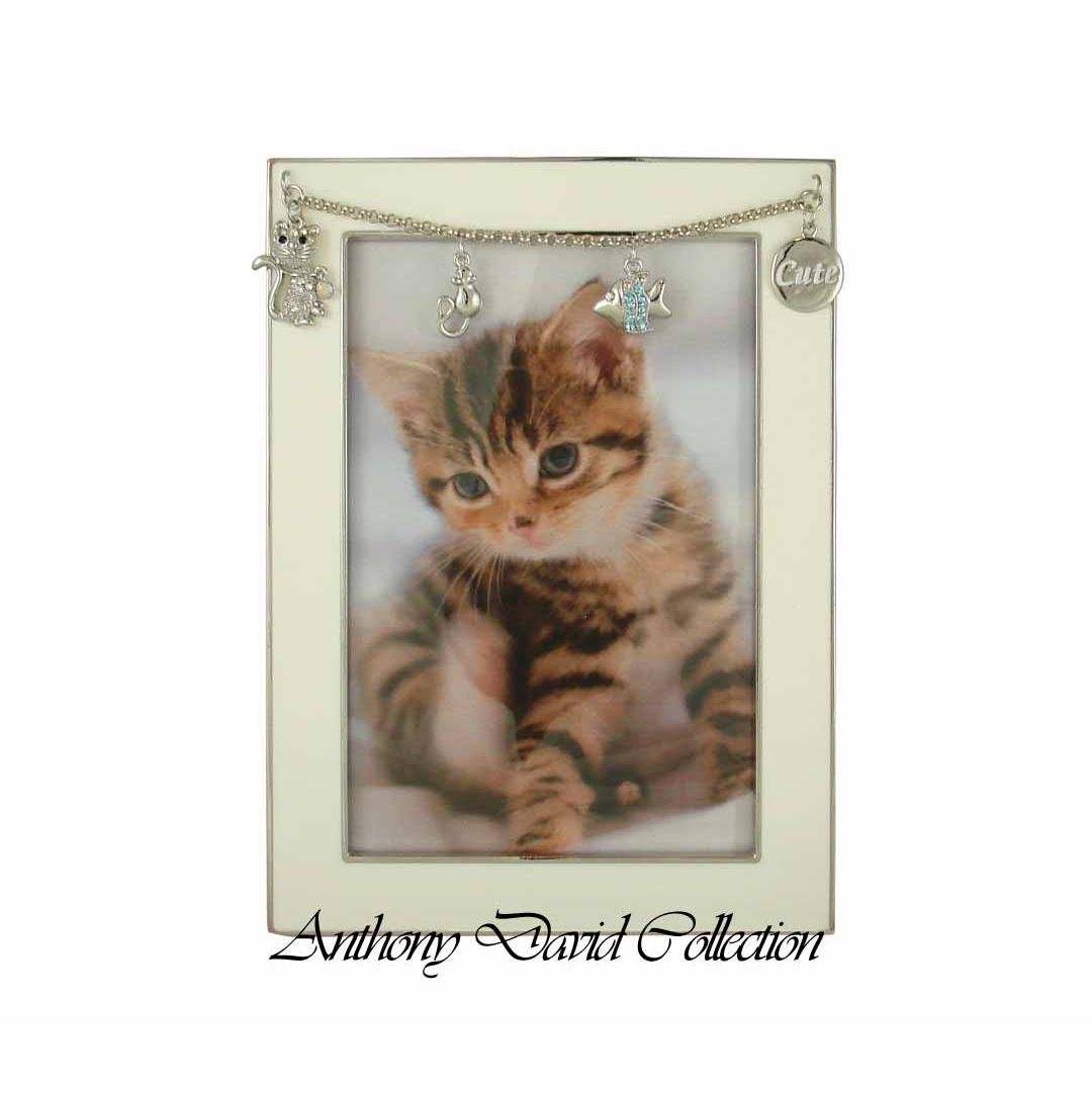 Product Reviews Testimonials Favorite Feline Photo Frame Cute Cat