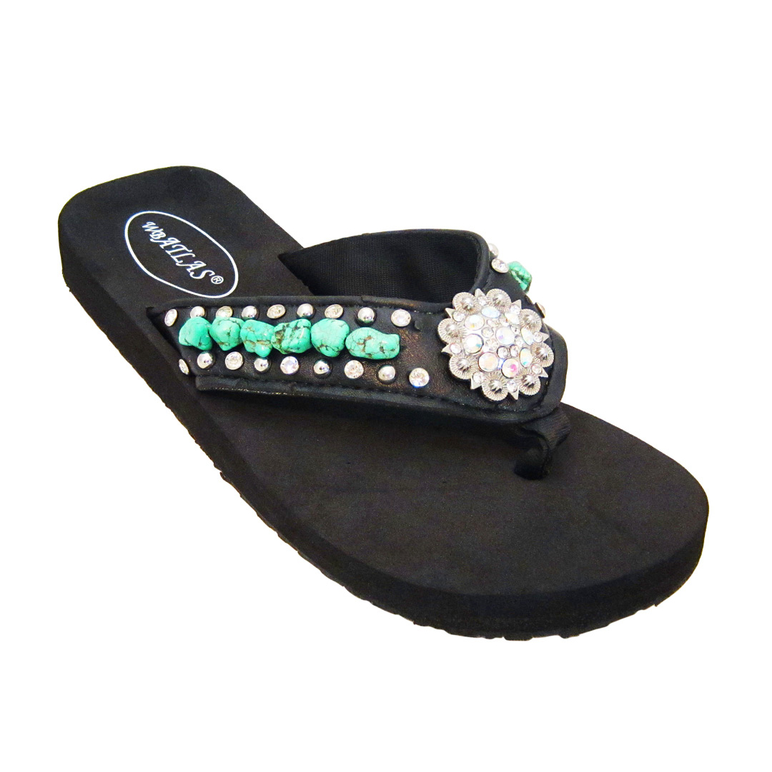03cc014fb Other Products You Might Like. Crystal Flip Flop ...