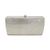 Anthony David Crystal Handbag - Classica Silver