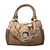 Betty Boop Bronze Leather Purse