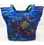 Laurel Burch Fashion Beach Bag - A Dog's Family